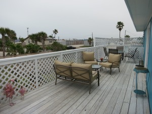 photo of the upper deck